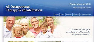 All Occupational Therapy & Rehabilitation