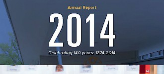 The Infants' Home Annual Report 2014